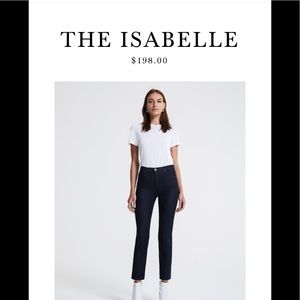 AG Jeans The Isabelle